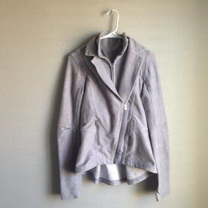 Lululemon Gray Jacket Sz 4